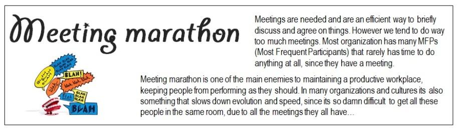MeetingMarathon